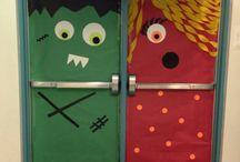 school door decor