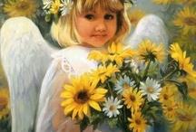 Angels - cute pics