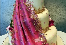 Wedding cakes  / by Alley Thomas