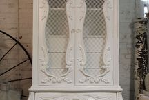 French Armoire's ..