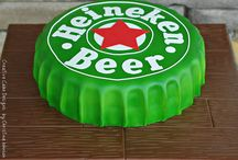 Beer cakes