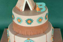 Boho cakes,cupcakes and cookies
