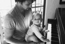 adorable daddy moments / by Chad Wick