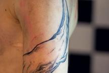 tatouage cachalot
