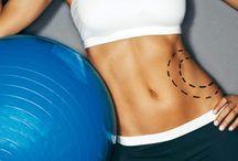 {Fitnessball workout}