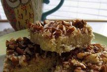 coconut pecans breakfast bars