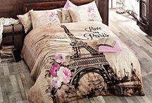 Room bedding theme