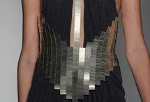 Architectural fashion details / fashion
