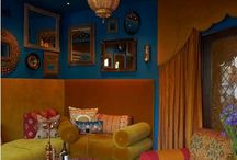 Altbau in Berlin- Wall colors and window treatments / by Suzanne Forbes