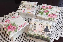boites décorées