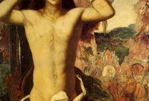San Sebastiano / Raccolta dei san Sebastiani nell'arte