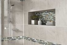 Bathrooms Łazienki Salle de bains Badkamers / Bathrooms Inspirations, ideas, beautiful tiles.