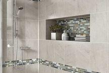 Bathroom Remodel / Tile Ideas