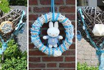 Hoera, een baby! / De leukste ideeën voor babyshowers, luiertaarten en geboorte versiering