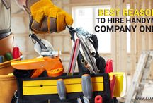 Local Handyman Service Company / Handyman services may look minor but when you are busy person it hold great importance in your life. There are many companies' available offering same day handyman services with perfect. You can search these companies online with comfort. See more at - http://www.samedaypros.com/handyman-service