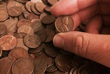 Coin collecting-hobbies-old stuff