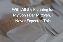 Bar/Bat Mitzvahs / Come here for everything to do with bar/bat mitzvah planning: ideas, themes, confessions, and stories