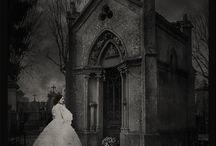 totenstill Gothic Art / Gothic, Digital Composing, Collage