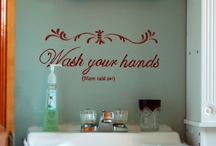Home: Boring WALLS Be Gone / All about decorating my BORING walls / by Meredith M