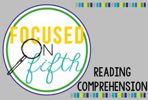 Focused on Fifth Reading Comprehension / Fifth grade reading comprehension ideas
