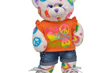 Build-a-bear!!!!!!!!! / Stuffed animals  / by Ansley Butler