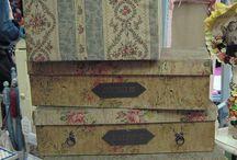 Boxes boutis and pillows / by jolanda sonnemans