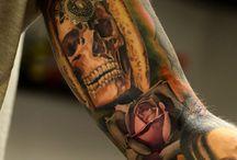 Cool Tattoo Design Idea for men