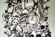 tattoo rockabilly