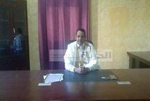 العقيد السابق في الجيش الموريتاني والامين العام الحالي لحزب الحضارة والتنمية احمدو بمبه ولد بايه