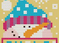 Cross Stitch Projects / by Holly Gilbert