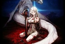 The art of Drakengard 3
