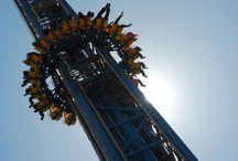 MIRAGICA: PER BACCO / Per Bacco, la torre a caduta libera del parco divertimenti di Miragica (Molfetta - Puglia), un'attrazione ad alto tasso di adrenalina!