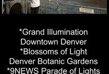 Denver Events!