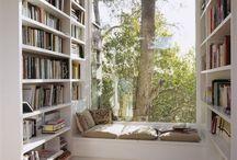 Kitap Okuma İsteğinizi Arttıracak 10 Dekorasyon Önerisi