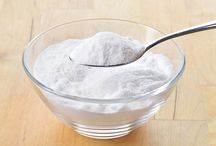 Baking Soda Remedies / by Laurie DesAutels