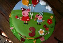 Cake ideas for Grandbabies and even bigger people