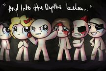The Binding of Isaac / Isaac