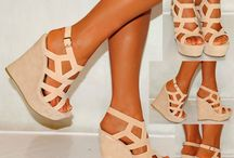 Shoes. / by Chanel Brown