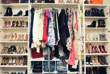 | Master closet | / by Axelle Blanpain / Style playground