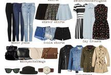 Hannah Baker's Outfits