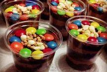 tortas faciles en vaso