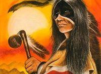 Tecumseh / by Betty Wesley