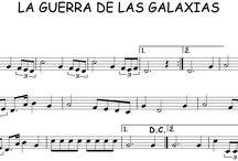 Partitures flauta / Per treballar l'harmonia bàsica de 2ESO