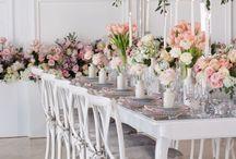 Столы свадебные