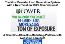Power Lead System / An All in - one Marketing System Platform For Marketing Networkers and any Entrepreneur. Go here : http://www.superdomination.com/
