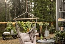 Terrace, balcony and garden ideas