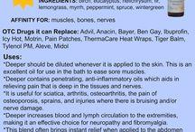 Medicine Cab Makeover- Ess Oils / by Mary Fleshman