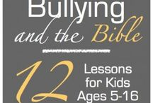 Bullying Prevention Starts WITH YOU