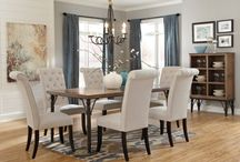 Inside the Home / Living rooms, dining rooms and bedrooms, oh my!