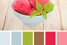 Colour Palettes and Combinations / Colours